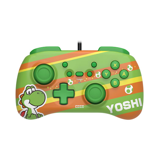 Super Mario Mini Wired Controller (Yoshi)
