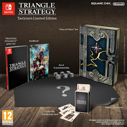 TRIANGLE STRATEGY™ Tactician's Limited Edition