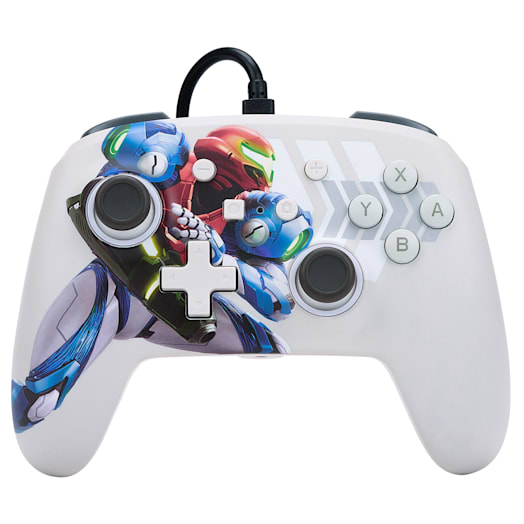 Nintendo Switch Wired Controller - Metroid Dread