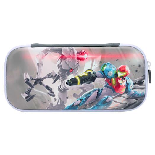 Nintendo Switch Slim Case (Metroid Dread)