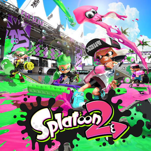 Splatoon™ 2 image 1