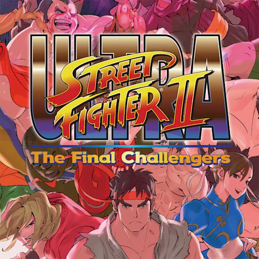 ULTRA STREET FIGHTER™ II The Final Challengers