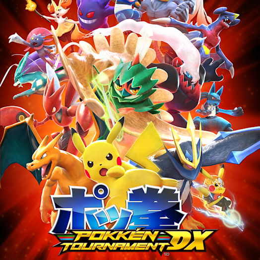 Pokkén Tournament™ DX