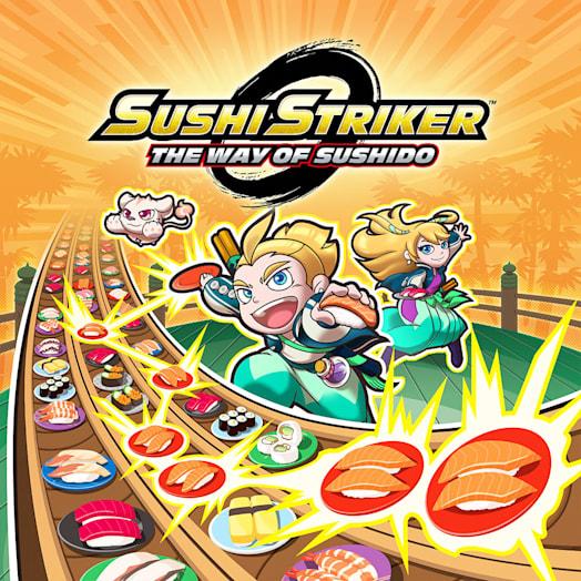 Sushi Striker™: The Way of Sushido