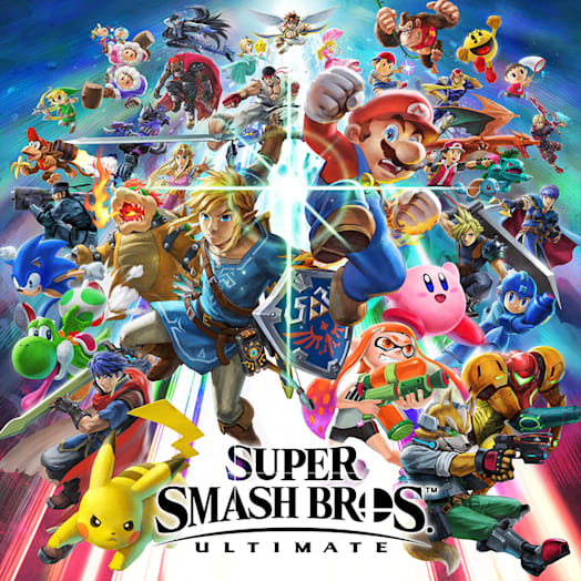 Super Smash Bros.™ Ultimate image 1