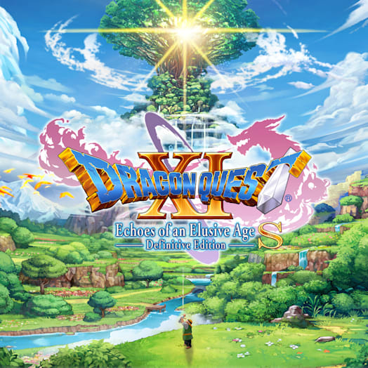 Dragon Quest® XI S: Echoes of an Elusive Age - Definitive Edition