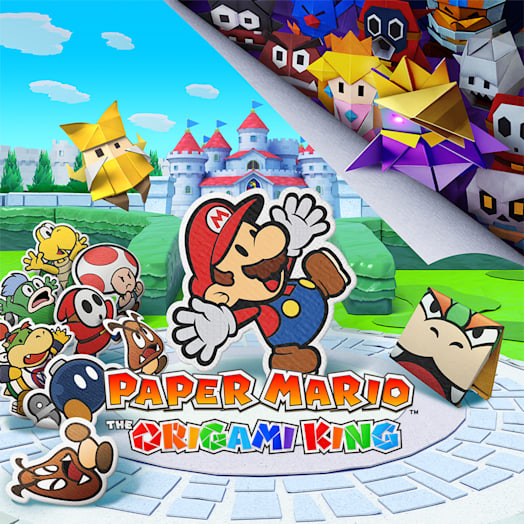 Paper Mario: The Origami King image 1