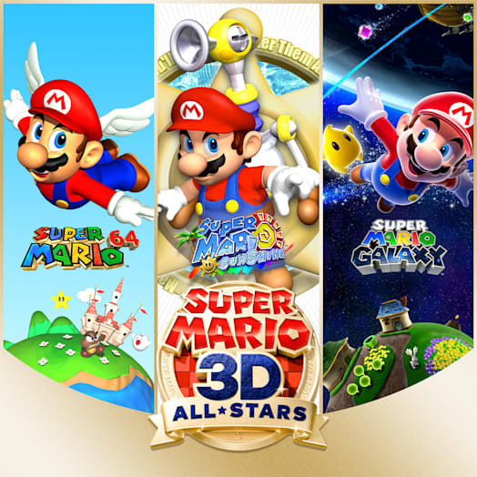 Super Mario 3D All-Stars image 1