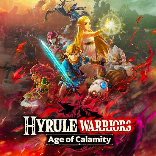 Hyrule Warriors: Age of Calamity image 1
