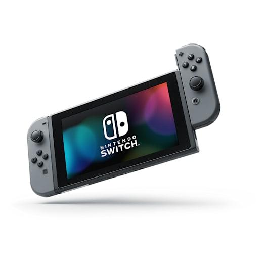 Nintendo Switch (Grey) The Legend of Zelda Double Pack image 9