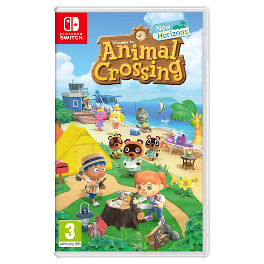 Nintendo Switch Lite (Coral) Animal Crossing: New Horizons Pack image 6