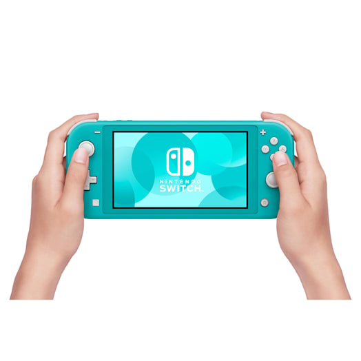 Nintendo Switch Lite (Turquoise) Minecraft Pack image 8