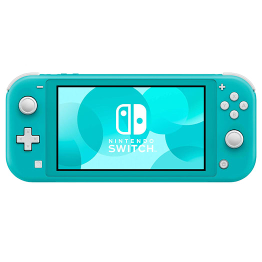 Nintendo Switch Lite (Turquoise) Minecraft Pack image 2