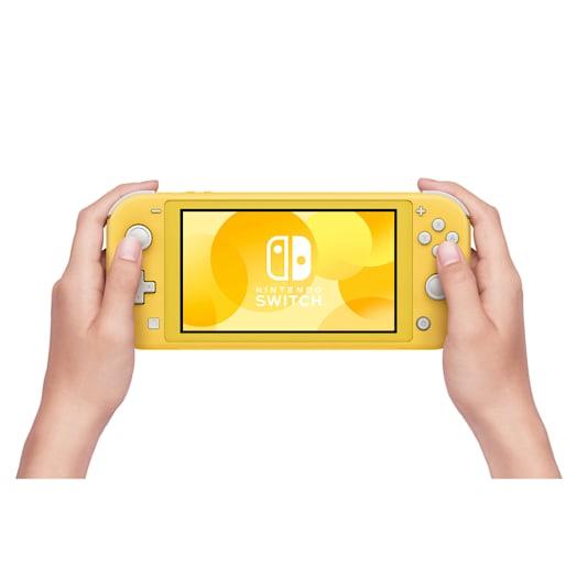 Nintendo Switch Lite (Yellow) Minecraft Pack image 9