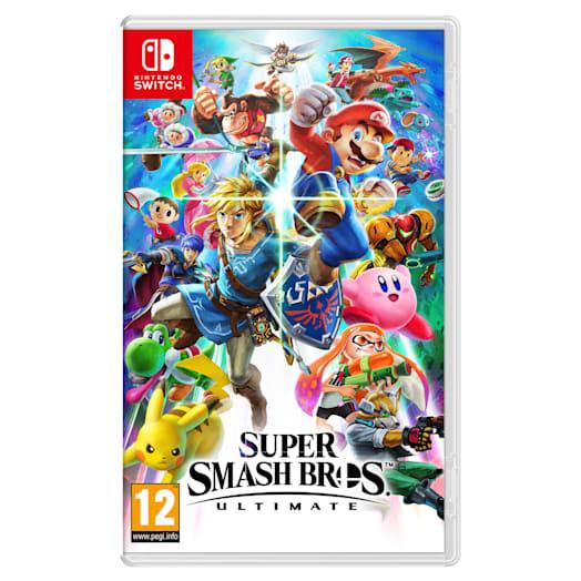 Nintendo Switch Lite (Grey) Super Smash Bros. Ultimate Pack image 13