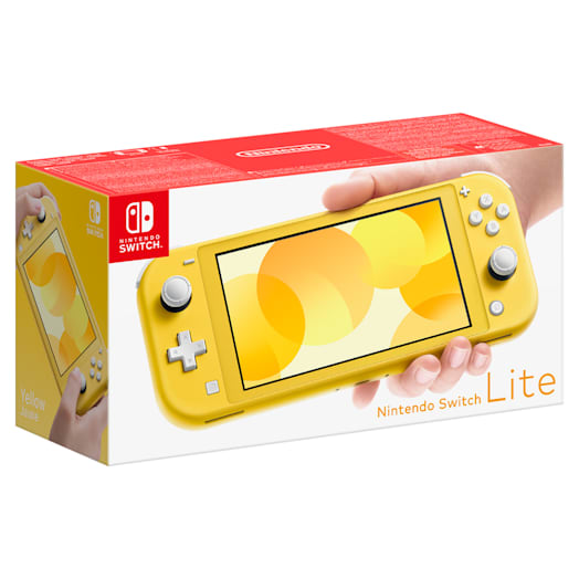 Nintendo Switch Lite (Yellow) The Legend of Zelda: Skyward Sword HD Pack