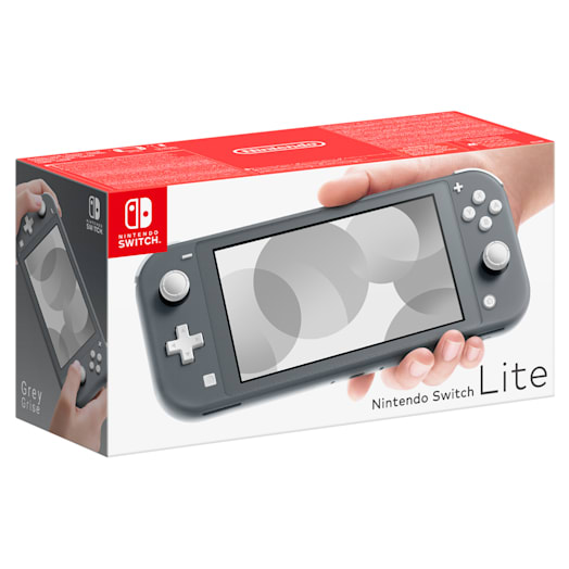 Nintendo Switch Lite (Grey) The Legend of Zelda: Skyward Sword HD Pack