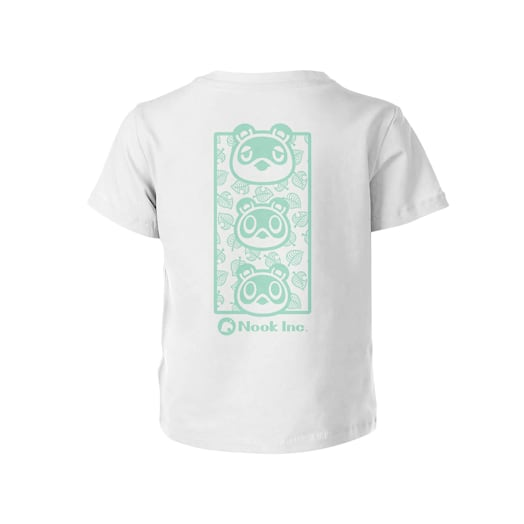 Nook Inc. T-Shirt (Kids) - Animal Crossing: New Horizons Pastel Collection image 2