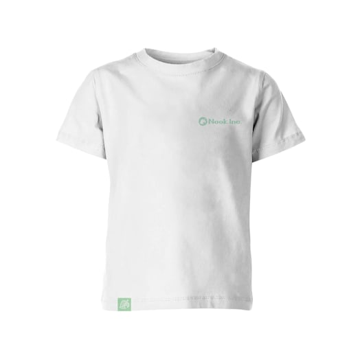 Nook Inc. T-Shirt (Kids) - Animal Crossing: New Horizons Pastel Collection