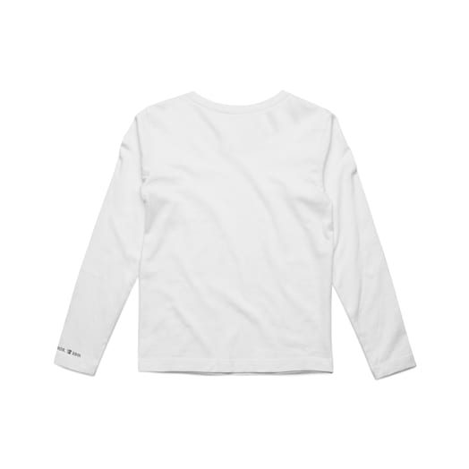 Mario and Peach Long Sleeve T-Shirt (Kids) - Super Mario Bros. 35th Anniversary image 2