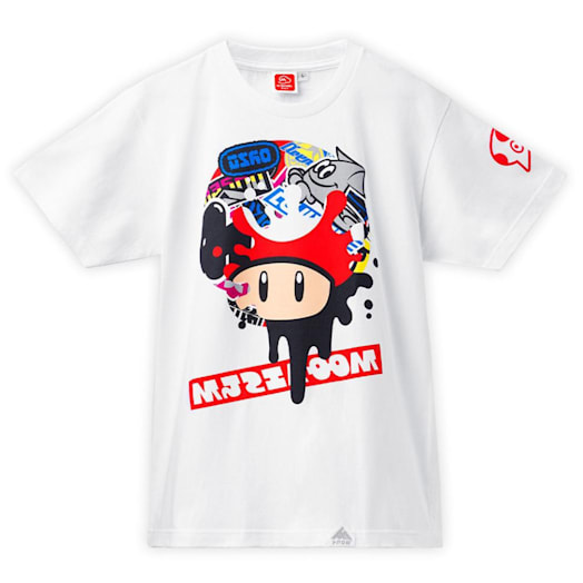"Splatoon 2 Splatfest ""Super Mushroom"" T-Shirt"