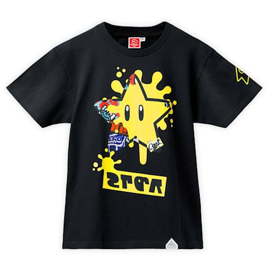 "Splatoon 2 Splatfest ""Super Star"" T-Shirt"