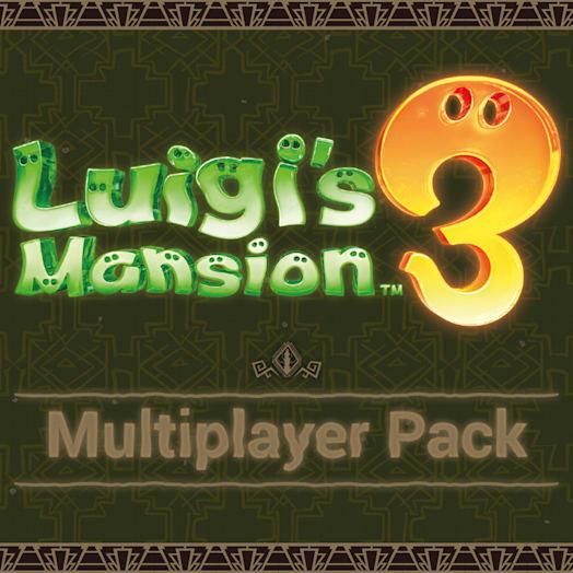 Luigi's Mansion 3 Multiplayer Pack