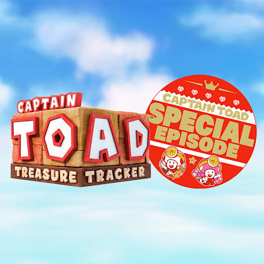 Captain Toad: Treasure Tracker - Special Episode
