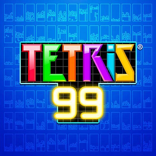 TETRIS® 99 + 12-Month Nintendo Switch Online Membership image 2