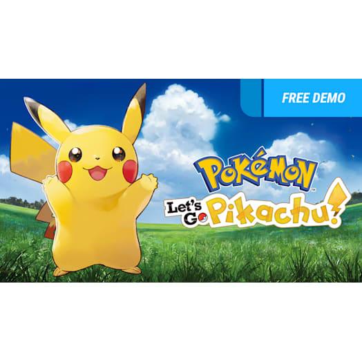 Pokémon: Let's Go, Pikachu! image 2