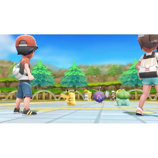 Pokémon: Let's Go, Pikachu! image 7