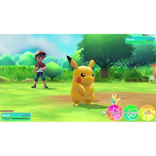 Pokémon: Let's Go, Pikachu! image 3