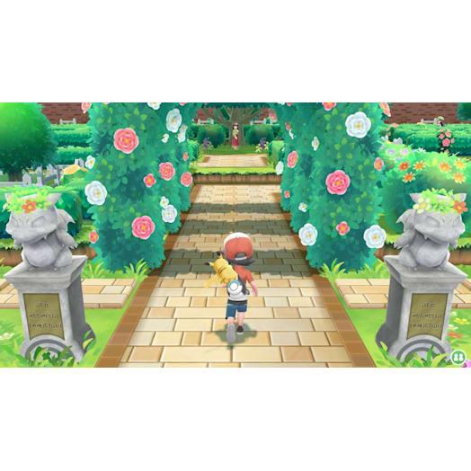 Pokémon: Let's Go, Pikachu! image 5