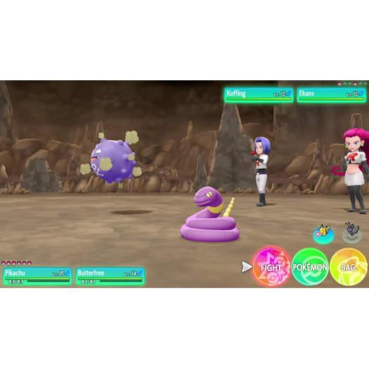 Pokémon: Let's Go, Pikachu! image 4