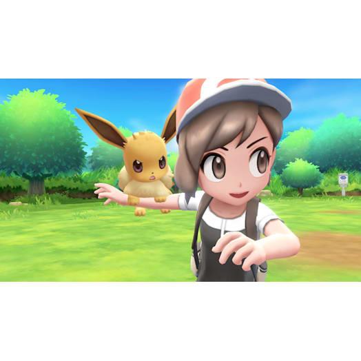 Pokémon: Let's Go, Eevee! image 8