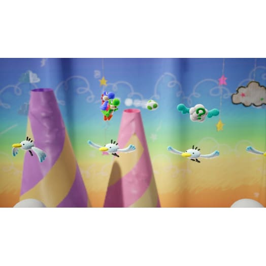 Yoshi's Crafted World™ image 5