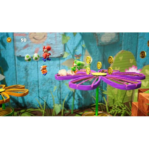 Yoshi's Crafted World™ image 3