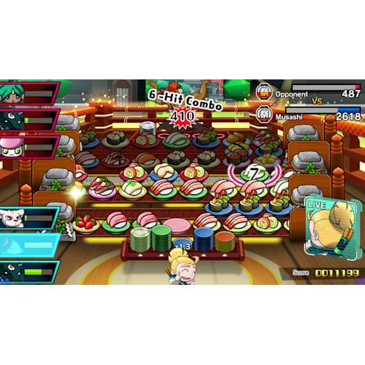 Sushi Striker™: The Way of Sushido image 4