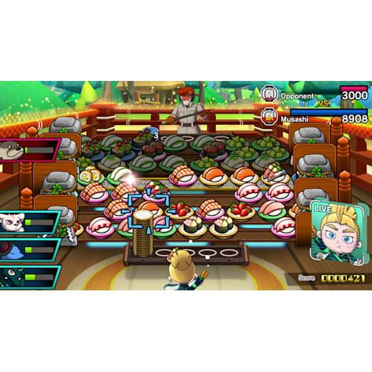 Sushi Striker™: The Way of Sushido image 5