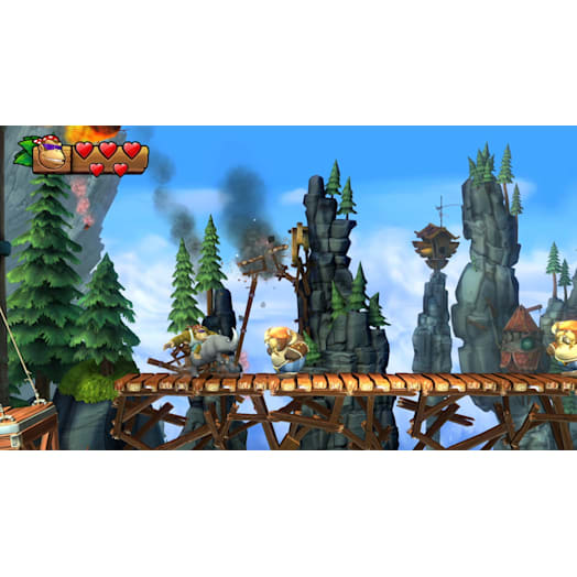 Donkey Kong Country™: Tropical Freeze image 6