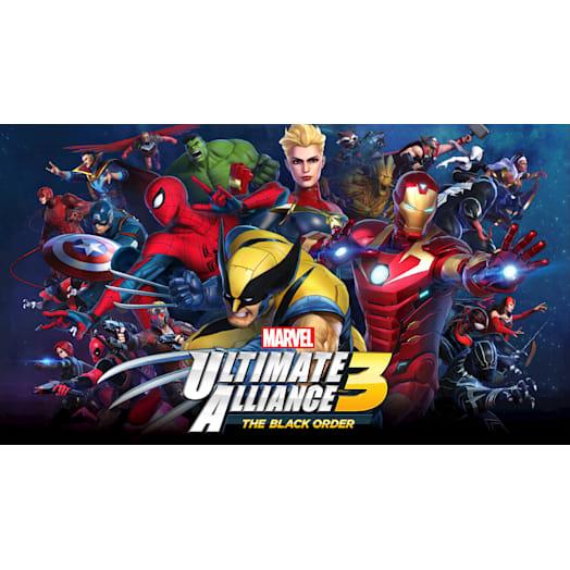 Marvel Ultimate Alliance 3: The Black Order image 2