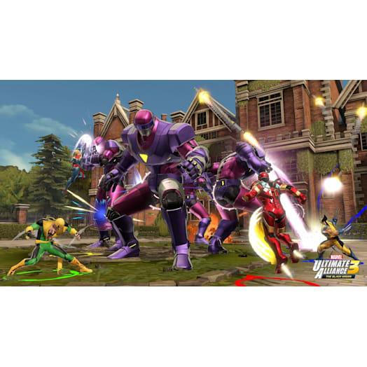 Marvel Ultimate Alliance 3: The Black Order image 5