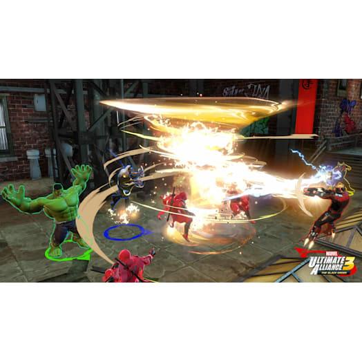 Marvel Ultimate Alliance 3: The Black Order image 3
