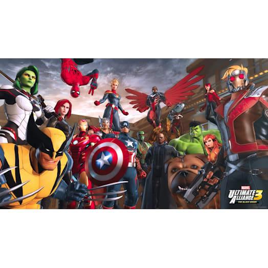 Marvel Ultimate Alliance 3: The Black Order image 8