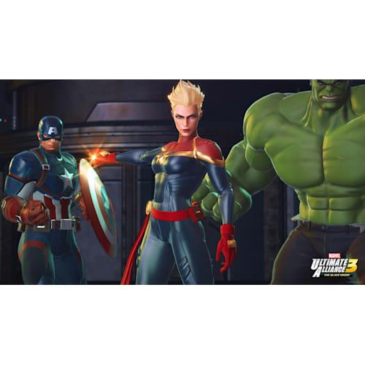Marvel Ultimate Alliance 3: The Black Order image 6