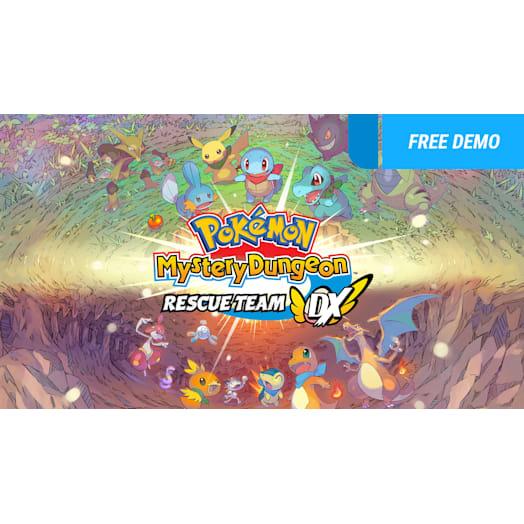 Pokémon Mystery Dungeon: Rescue Team DX image 2