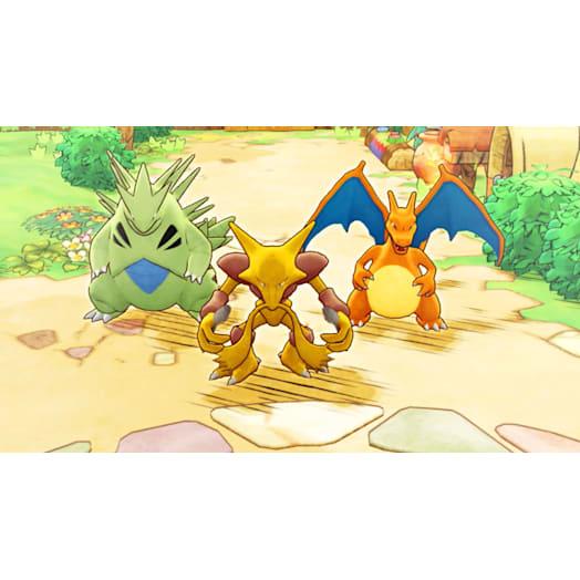 Pokémon Mystery Dungeon: Rescue Team DX image 3