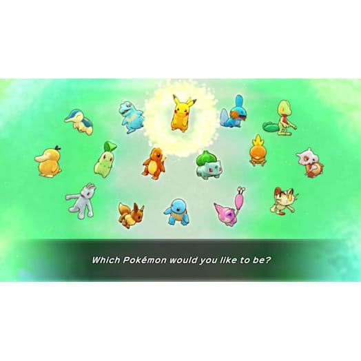 Pokémon Mystery Dungeon: Rescue Team DX image 5