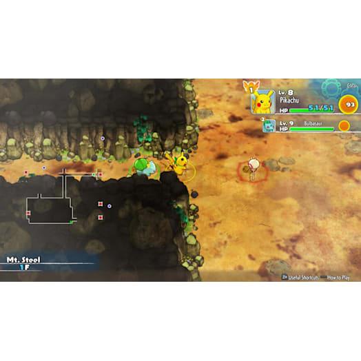 Pokémon Mystery Dungeon: Rescue Team DX image 6
