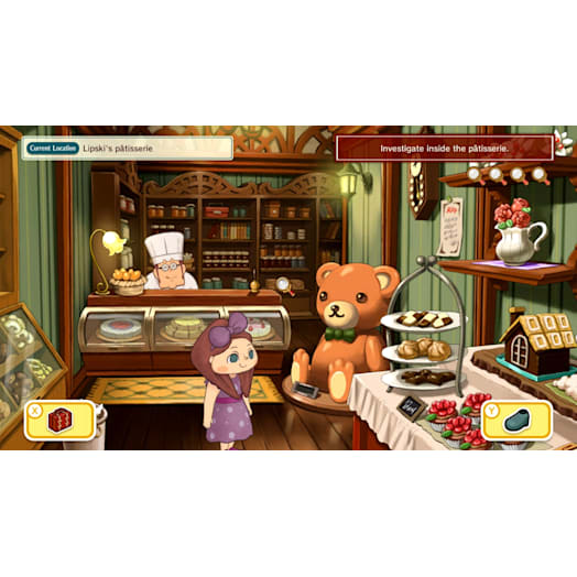 Layton's Mystery Journey™: Katrielle and the Millionaires' Conspiracy Deluxe Edition image 8